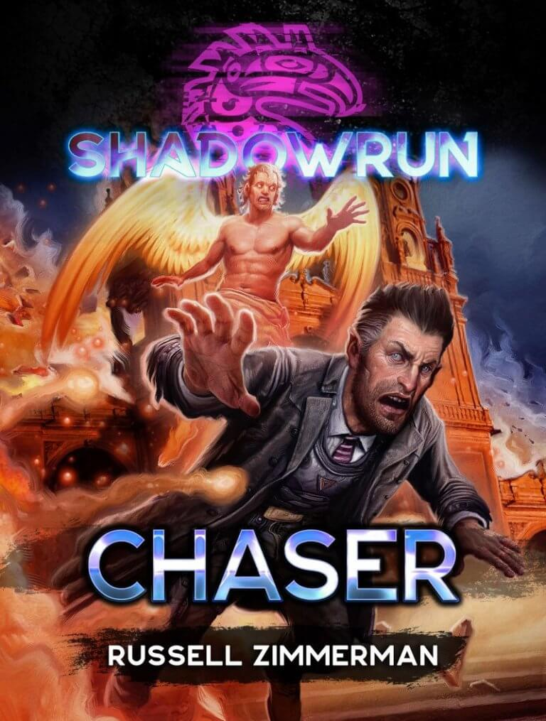 Shadowrun: Chaser Cover